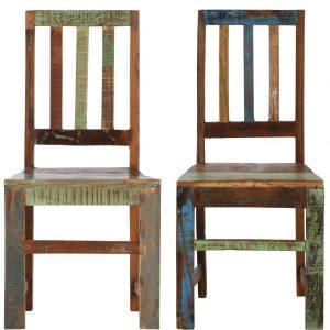 PARADISO Židle set 2 ks