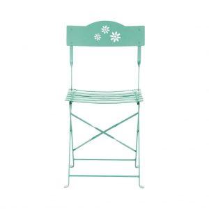 DAISY JANE Skládací židle - mátová
