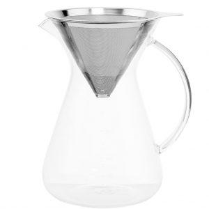 SLOW COFFEE Konvice na překapávanou kávu 900 ml