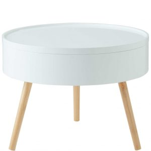 COFFEE TIME Odkládací stolek s úložným prostorem