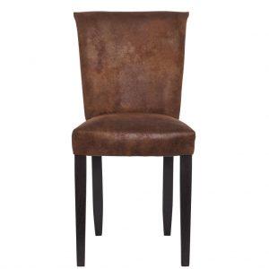 GOOD FELLOW Židle - hnědá