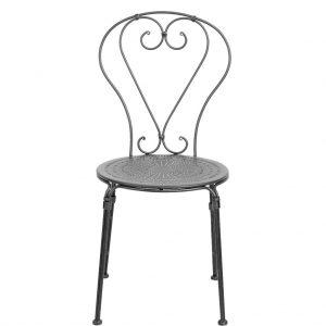 PALAZZO Židle - černá
