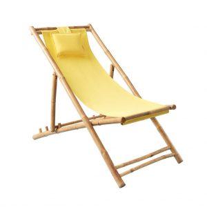 BONDI BEACH Lehátko - žlutá