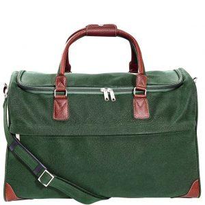 PACK & RIDE Cestovní taška - zelená