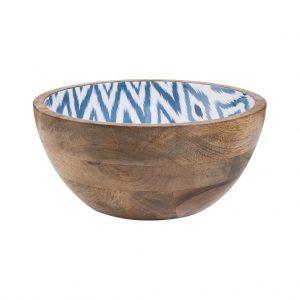 COTE SAUVAGE Talíř dekorační dřevěný 32 cm