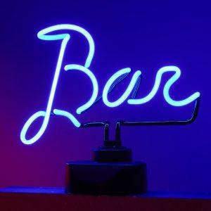 BAR Neonová lampa