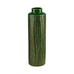 WILD GREEN Váza 40 cm - zelená
