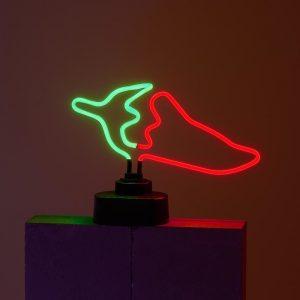 CHILI Neonové světlo