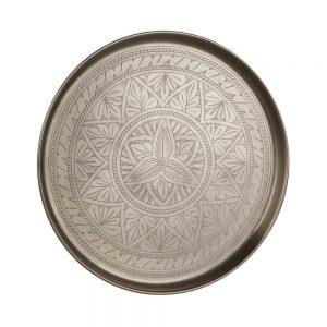 PAITTO Dekorační talíř tepaný 45
