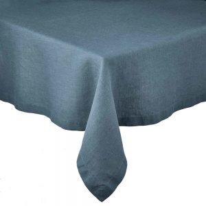 RIGA Ubrus 160 x 160 cm - modrá