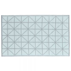 COLOUR CLASH Vnitřní a venkovní koberec diamant 180 x 120 cm