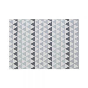 SILENT DANCER Koberec trojúhelníky 120 x 170 cm