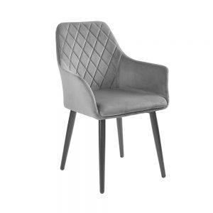 VELVET Sametová židle