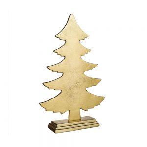 GOLDEN WOODS Stromek dekorační s podstavcem 42 cm