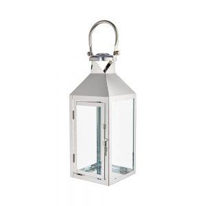 LIGHTHOUSE Lucerna 47 cm - stříbrná