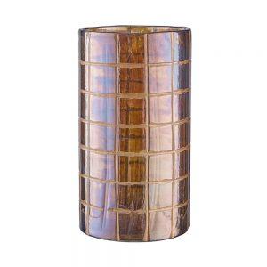 CAROL Svícen/váza 25 cm