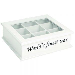 CAMPAGNE Úložný box na čaj