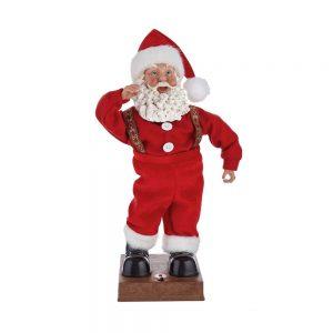 X-MAS Tančící Santa s hudbou
