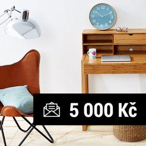 Elektronický dárkový poukaz BUTLERS 5000 Kč