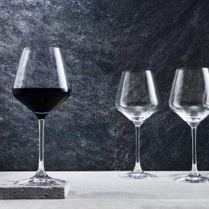 GRAPEVINE Sada sklenic na burgundské 640 ml 6 ks