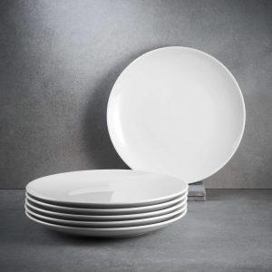 PURO Sada talířů 28 cm 6 ks