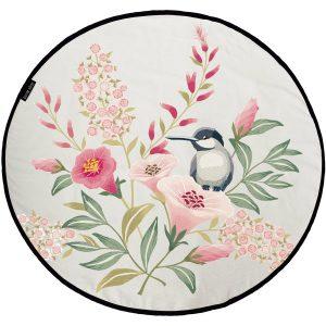 Butter Kings Bavlněný herní koberec Hummingbird