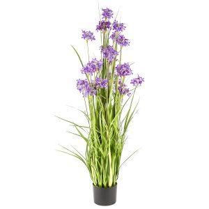 Dekorační luční květy 120 cm