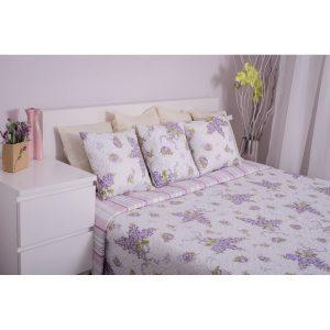 Domarex Přehoz na postel Levandulová zahrada