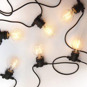 Exihand LO-3456 párty řetěz s 10 žárovkami 8