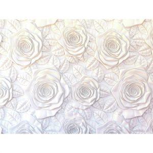 AG Art Fototapeta XXL 3D Roses 360 x 270 cm