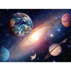Fototapeta XXL Universe 360 x 270 cm