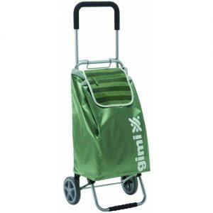 Gimi Nákupní taška na kolečkách Flexi zelená