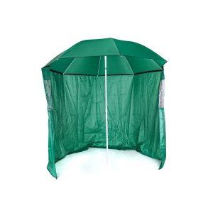 Happy Green Slunečník s boční stěnou