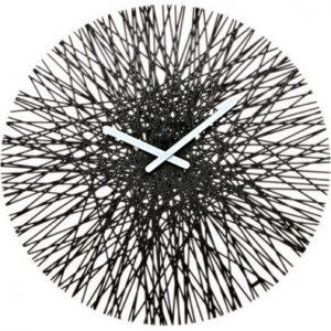 nástěnné hodiny Koziol Silk