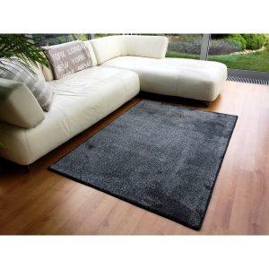 Vopi Kusový koberec Apollo soft antracit