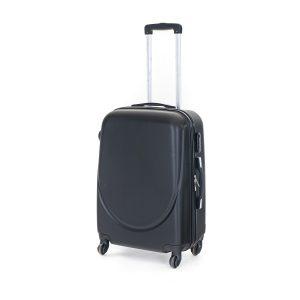 Pretty UP Cestovní skořepinový kufr ABS16 M