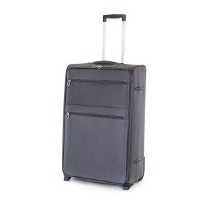 Pretty UP Cestovní textilní kufr TEX15 L