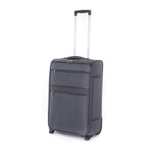 Pretty UP Cestovní textilní kufr TEX15 M