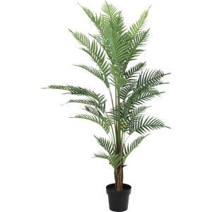 Umělá palma v květináči