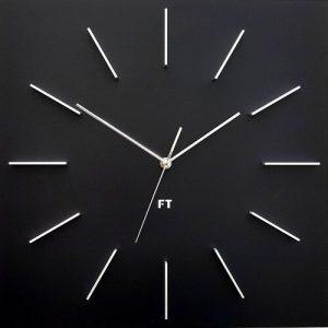 Future Time FT1010BK Square black Designové