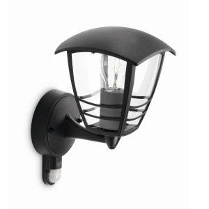Philips 15388/30/16 Creek Venkovní nástěnné svítidlo s čidlem 28