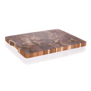 Banquet Prkénko krájecí dřevěné BRILLANTE Acacia 40 x 30 x 3