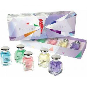 Dárková sada francouzských parfémů Charrier Parfums de Luxe DR203