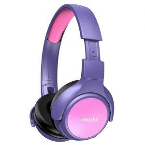 Philips TAKH402PK/00 bezdrátová Bluetooth sluchátka pro děti