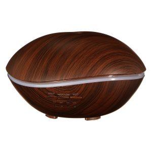 Sixtol Aroma difuzer Stone tmavé dřevo