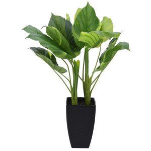 Umělá rostlina v květináči Jillian