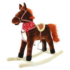 Bino Houpací kůň plyš