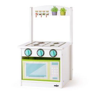 Woody Kuchyňka s židličkou 2v1