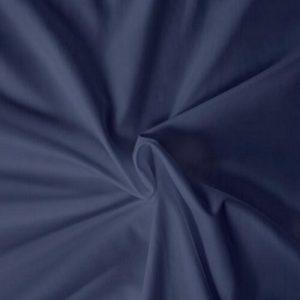 Kvalitex prostěradlo satén tmavě modré