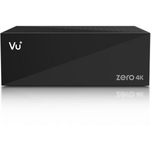 VU+ ZERO 4K DVB-C/T2 1xSingle Tuner VU+ DVB-T přijímač
